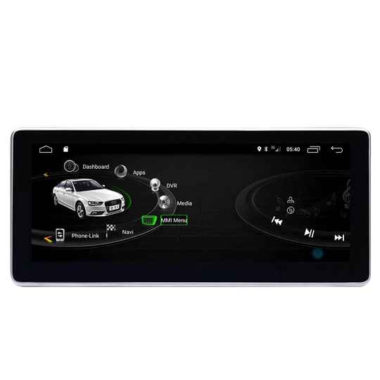 Audi A5 / S5 / RS5 Android 10.0 Navigatie