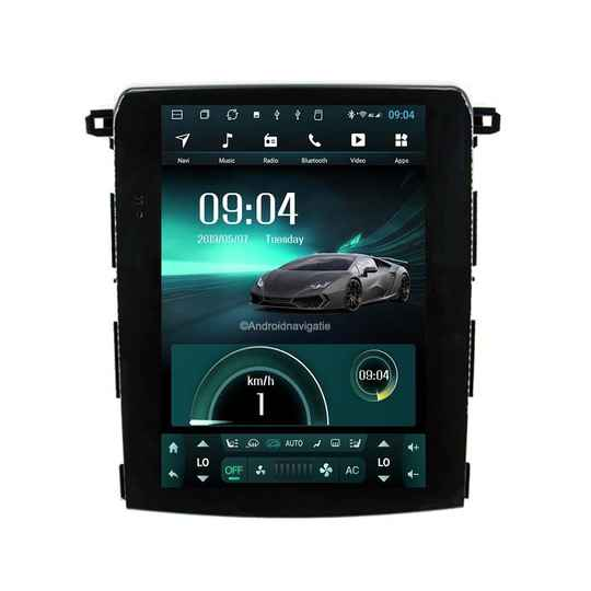 Subaru Forester XV Android 10.0 Navigatie