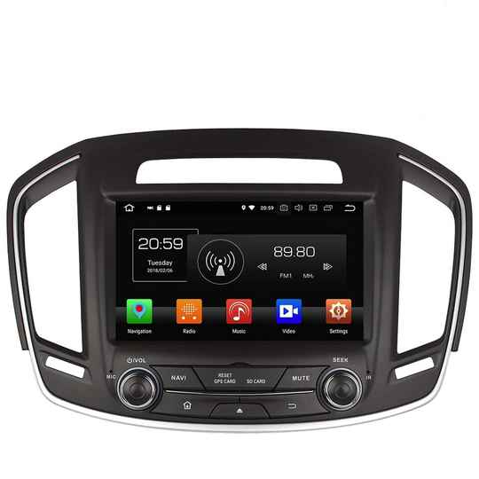 Opel Insignia Android 10 Navigatie