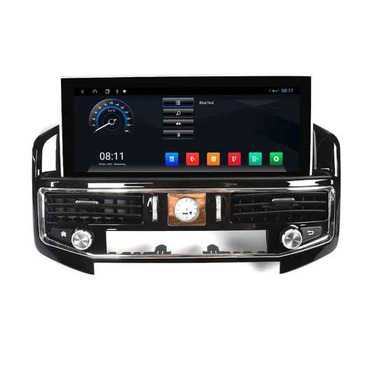 Toyota Land Cruiser LC200 Android 10.0 Navigatie.