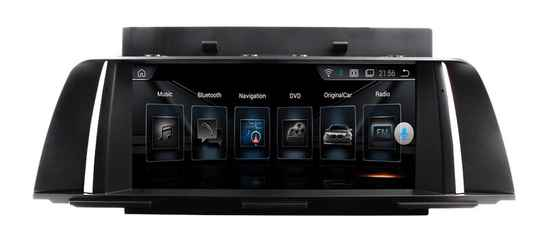 BMW 5-Serie Android 10 F10 / F11
