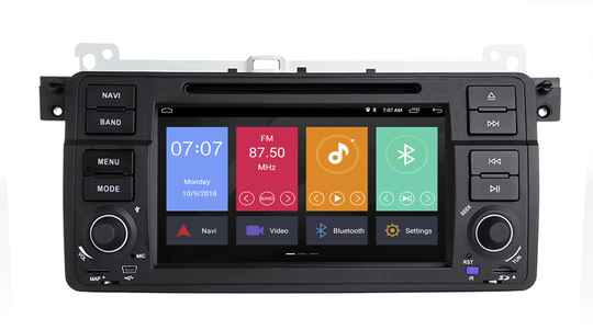 BMW 3-Serie E46 Android 11 Navigatie