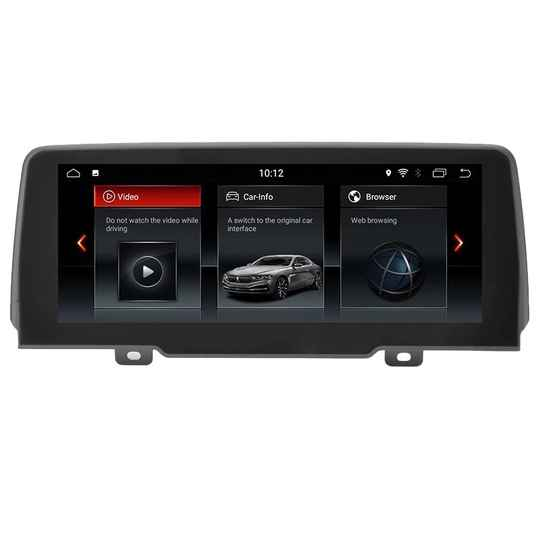 BMW X4 Android 10 G02