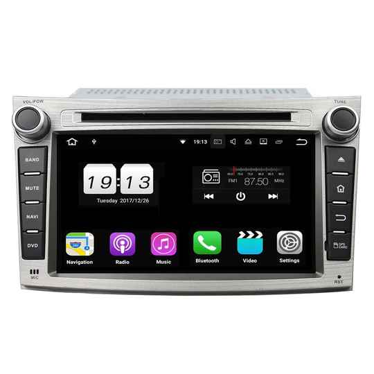 Subaru Legacy Outback Android 10.0 Navigatie
