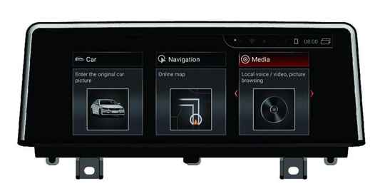 BMW 3-Serie Android 11 F30 / F31 / F34