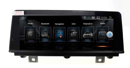 BMW 1-Serie Android 10 F20 / F21