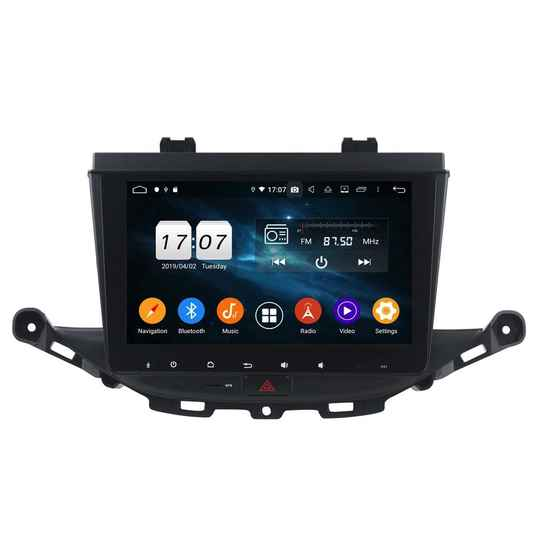 Opel Astra Android 9 Navigatie