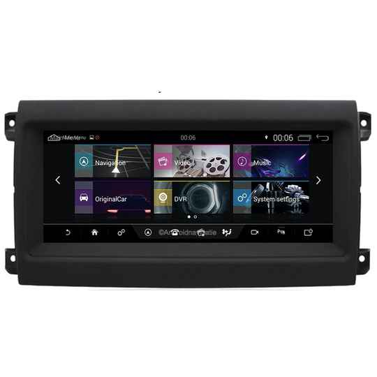 Range Rover Discovery 5 Android 9 Navigatie L462