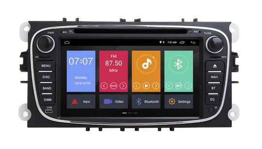 Ford S-Max Android 10.0 Navigatie