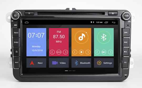 Volkswagen RNS 510 Sirocco Android 10