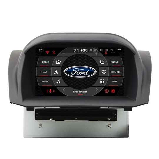 Ford Fiesta Android 10 Navigatie
