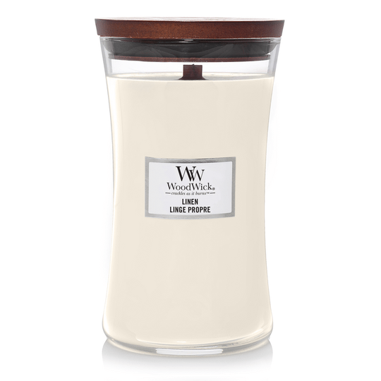 WW Linen Large Candle
