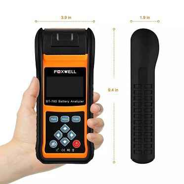 Foxwell Bt705 6v 12v 24v accutester
