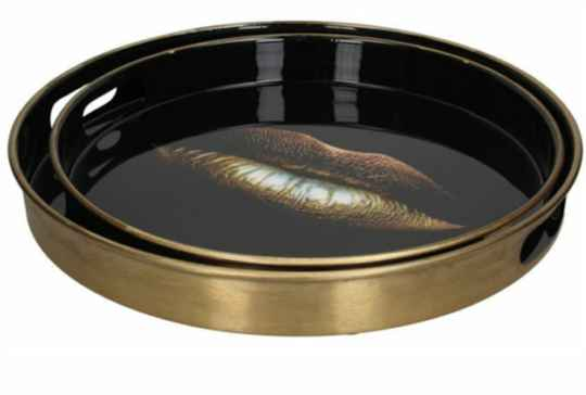 Dienblad | Tray Lips | Small