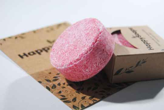 Rose Shampoo Bar