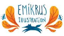 EmiKrus Illustratie