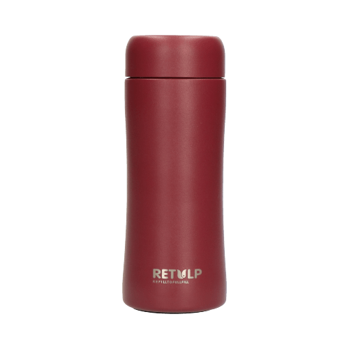 Retulp -Thermosbeker - Ruby Red - 300ml