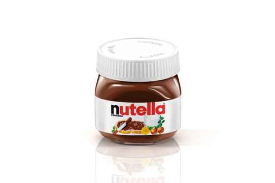 Nutella mini chocopotje 25 gram