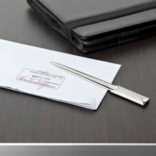 Stijlvolle highclass briefopener