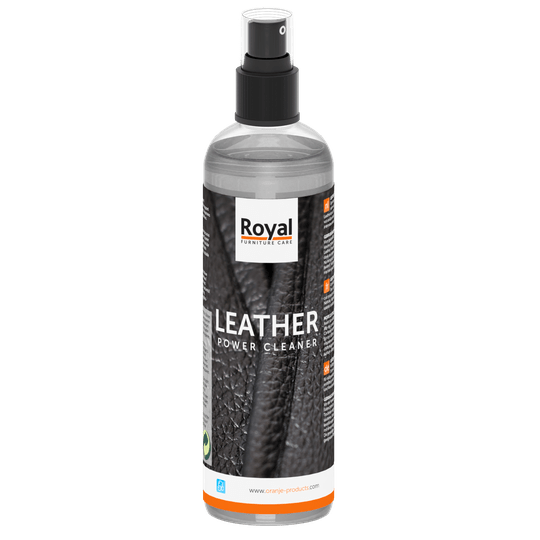 Leather Power Cleaner - Oranje Furniture Care
