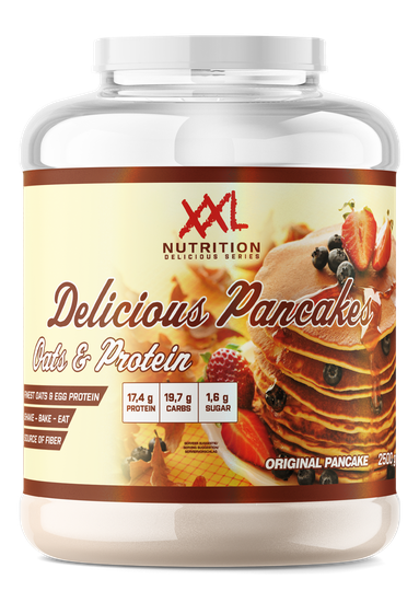 Delicious Pancakes Oat & Protein