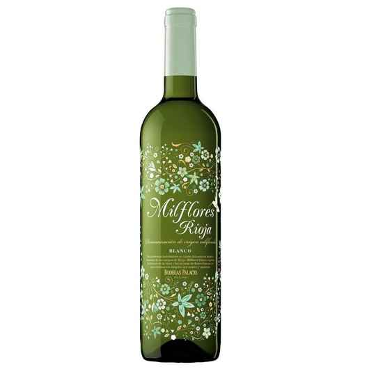 MILFLORES RIOJA - BLANCO 750ML