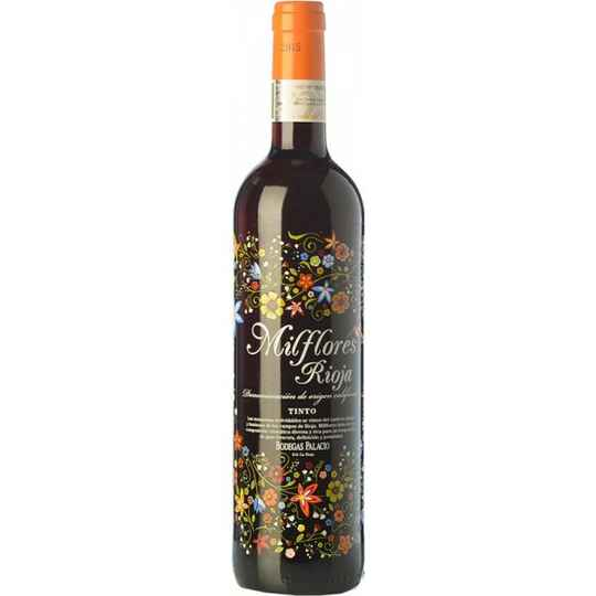 MILFLORES RIOJA - TINTO 750ML