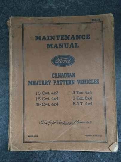 Ford Special Pattern Vehicles Third edition
