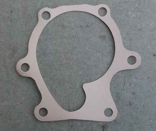 G508 Gasket, water pump plate