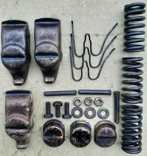 G503 Kit, repair engine clutch cover