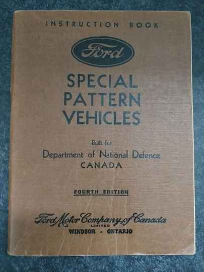Ford Special Pattern Vehicles Fourth edition