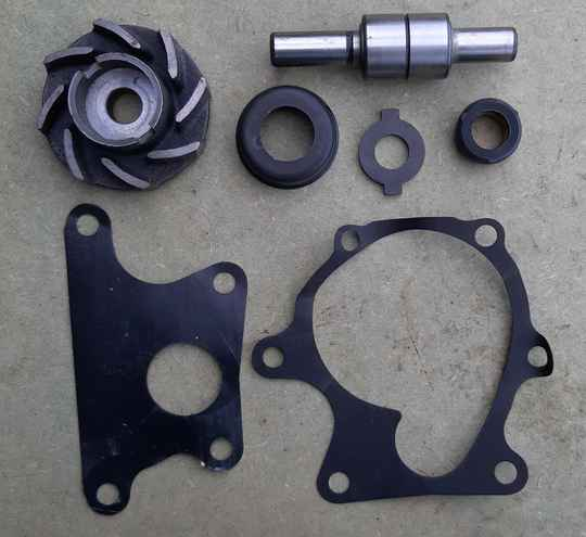 G508 Kit, repair waterpump