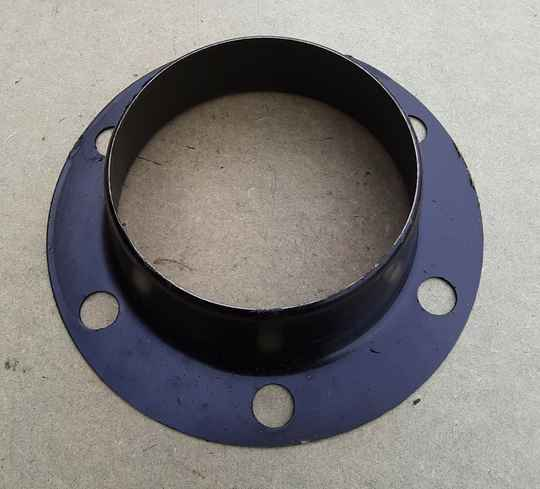 G508 Shield, oil rear brake drum conventional type