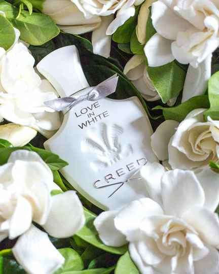 LOVE IN WHITE 75 ml