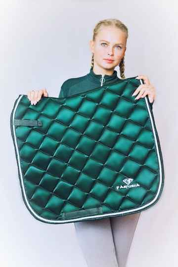 Saddle pad - Forest