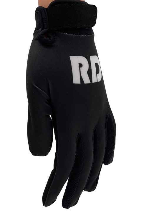 RD Gloves ZWART