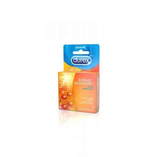 Durex - Intense Sensation 3 pack