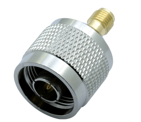 N Male Connector to SMA Female connector