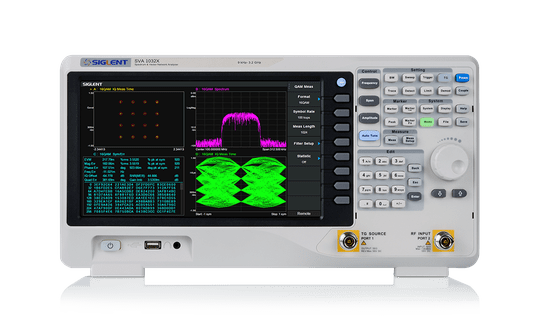 Siglent SVA1015X 1.5GHz Spectrum & Vector Network Analyzer