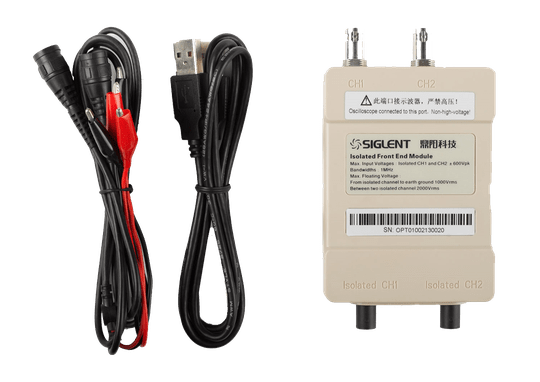 Siglent ISFE Isolated Front End module