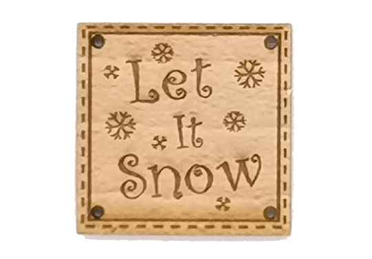 Knoop, let it snow