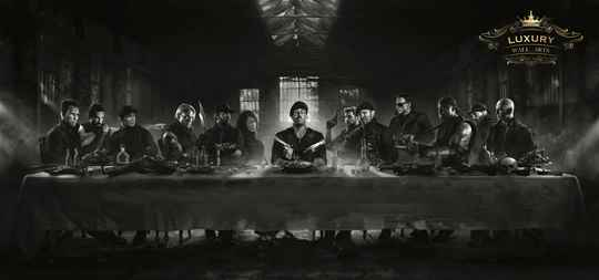 """The Expendables """"Last supper"""""""