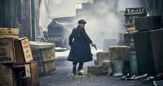 """Peaky Blinders """"Tommy Shelby"""""""