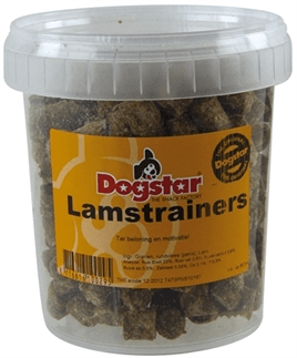 Dogstar Lamstrainers 850 ml