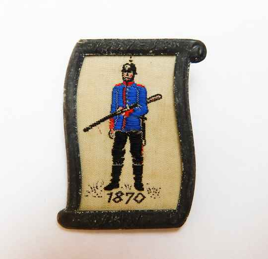 115 - Uniform and history 1870