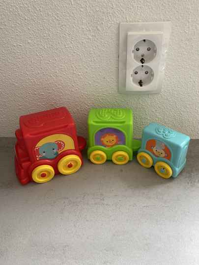 Fisher price trein