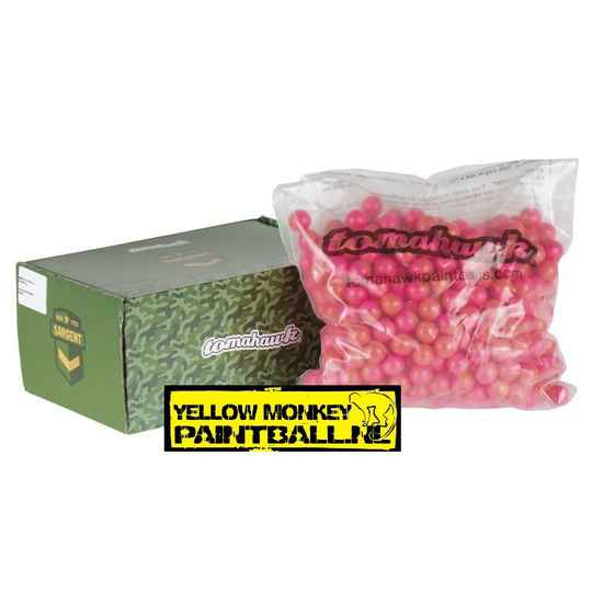 Tomahawk sargent magfed paintballs 500st