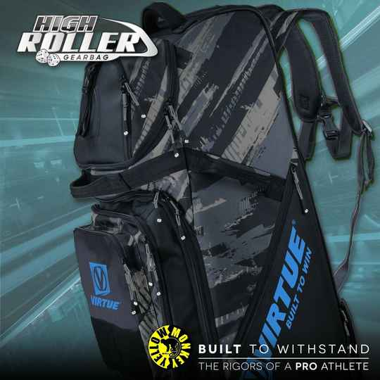 Virtue High Roller V4  paintball tas