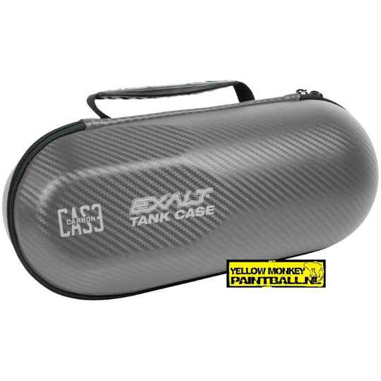 Exalt Grey Carbon Series Bottle Case / Tank Bag for HP Systems Limited Edition