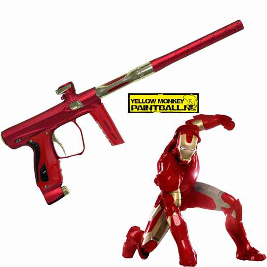 SP Shocker XLS Iron Man